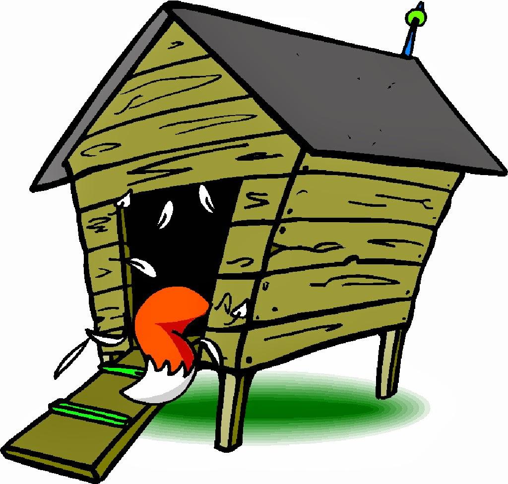 Chicken Coop Clipart-Chicken Coop Clipart-4