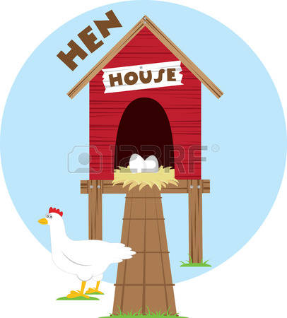 Chicken Coop: Protect Your Chicken With -chicken coop: Protect your chicken with this coop Illustration-8