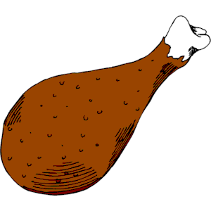 Chicken Drumstick 07 Clipart Cliparts Of-Chicken Drumstick 07 Clipart Cliparts Of Chicken Drumstick 07-5