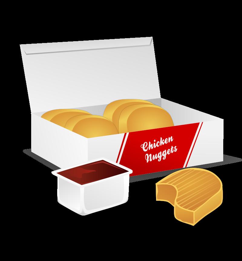 Chicken Nuggets By Gnokii Box Of Chicken-Chicken Nuggets By Gnokii Box Of Chicken Nuggets-3