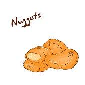 Chicken nuggets-Chicken nuggets-18