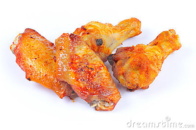 Chicken Wings Dinner Royalty .