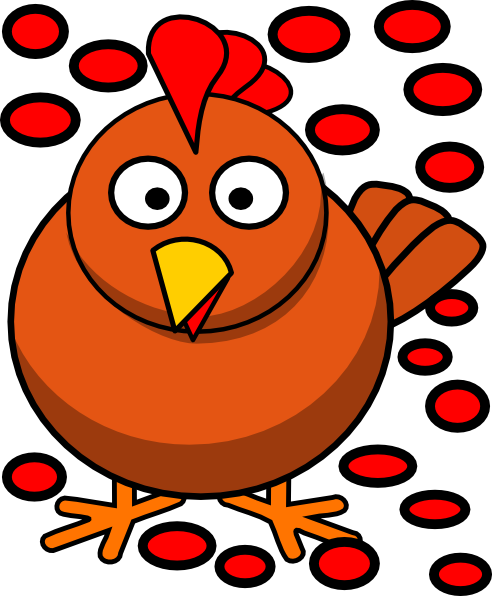 Chickenpox Clip Art At Clker Com Vector Clip Art Online Royalty