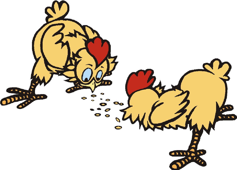 Chickens Clip Art-Chickens clip art-10