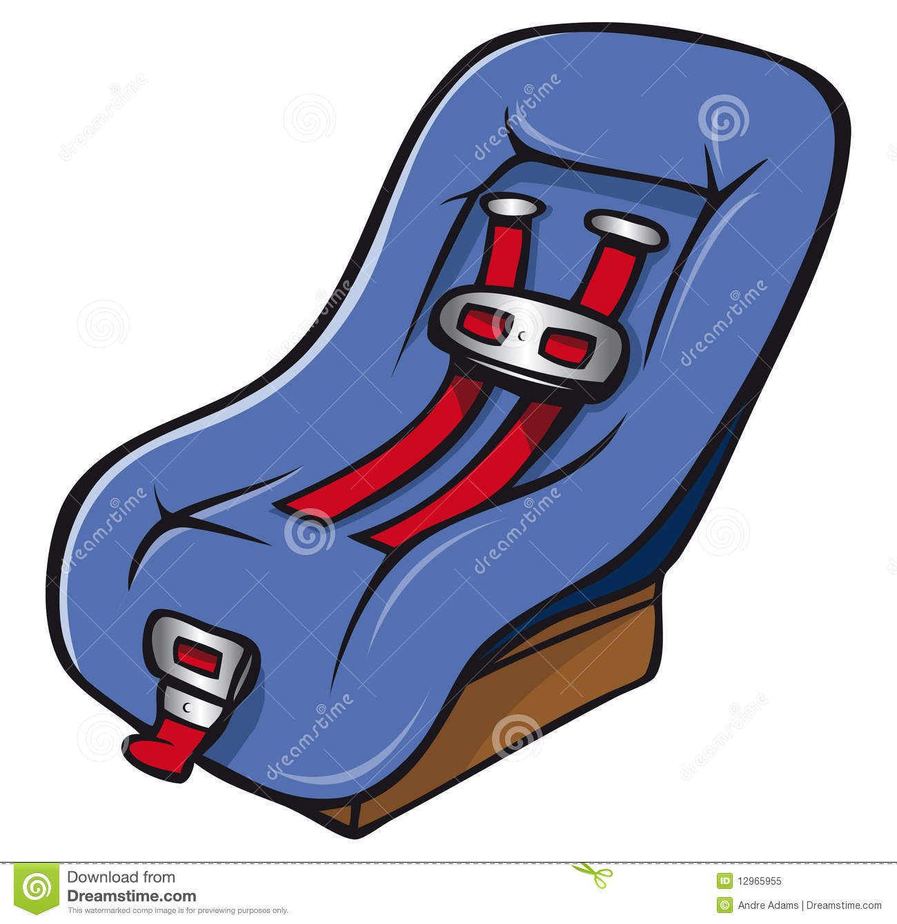 Child Car Seat Clipart Child Safety Seat