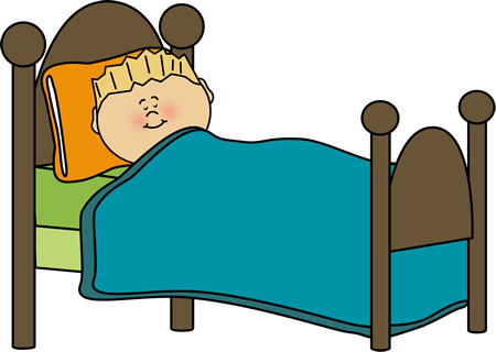 Child Sleeping Clip Art