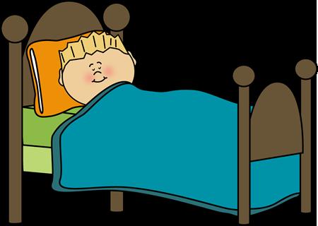 Child Sleeping Clip Art