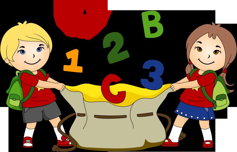 Children And School Clipart-Children And School Clipart-3