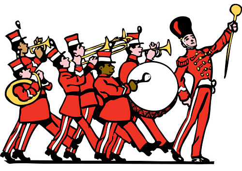 Christmas Parade Clip Art