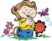 Children Praying Clip Art Free. Persiste-Children Praying Clip Art Free. Persistence in Prayer-18