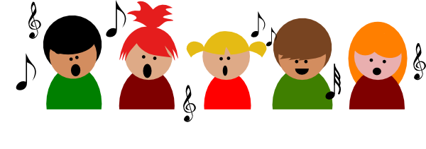 Childrens Choir Clip Art At Clker Com Vector Clip Art Online