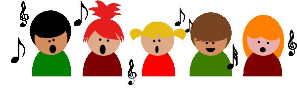 Childrens Choir Clip Art At Clker Com Vector Clip Art Online