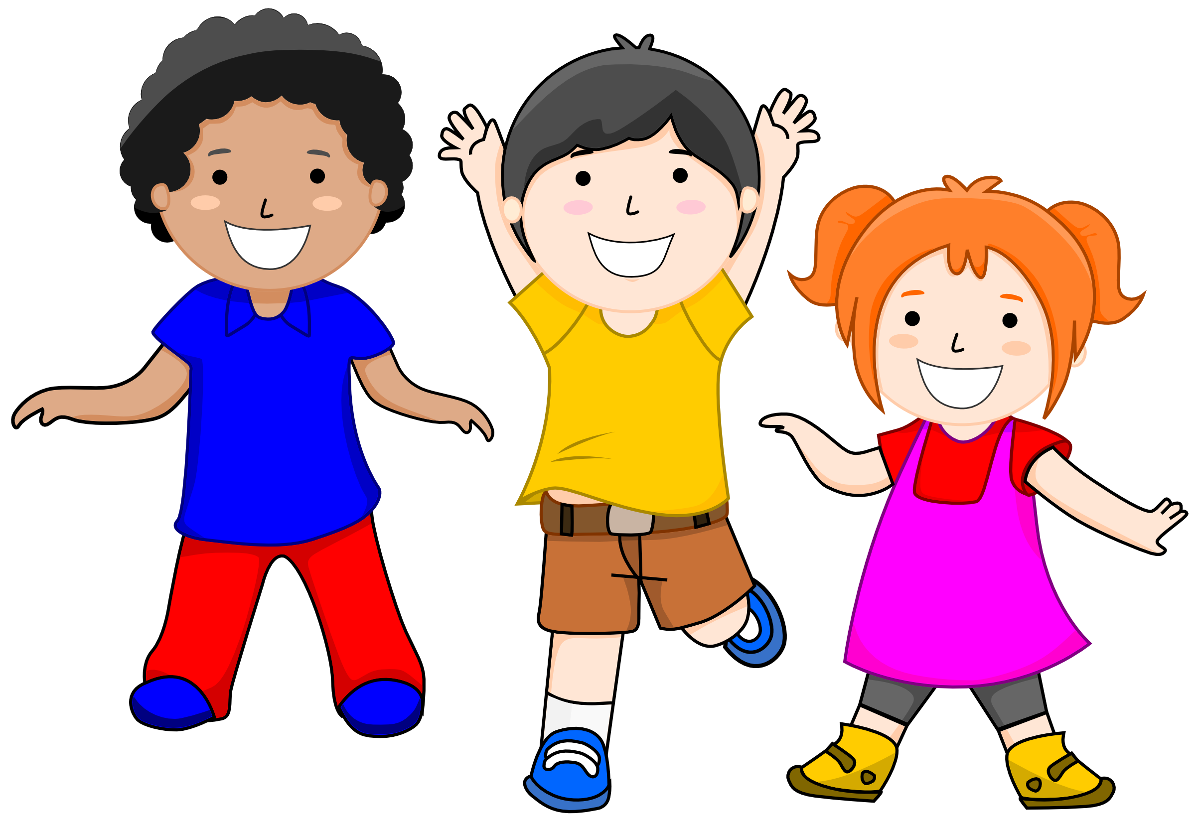 Childrens Clip Art - clipartall
