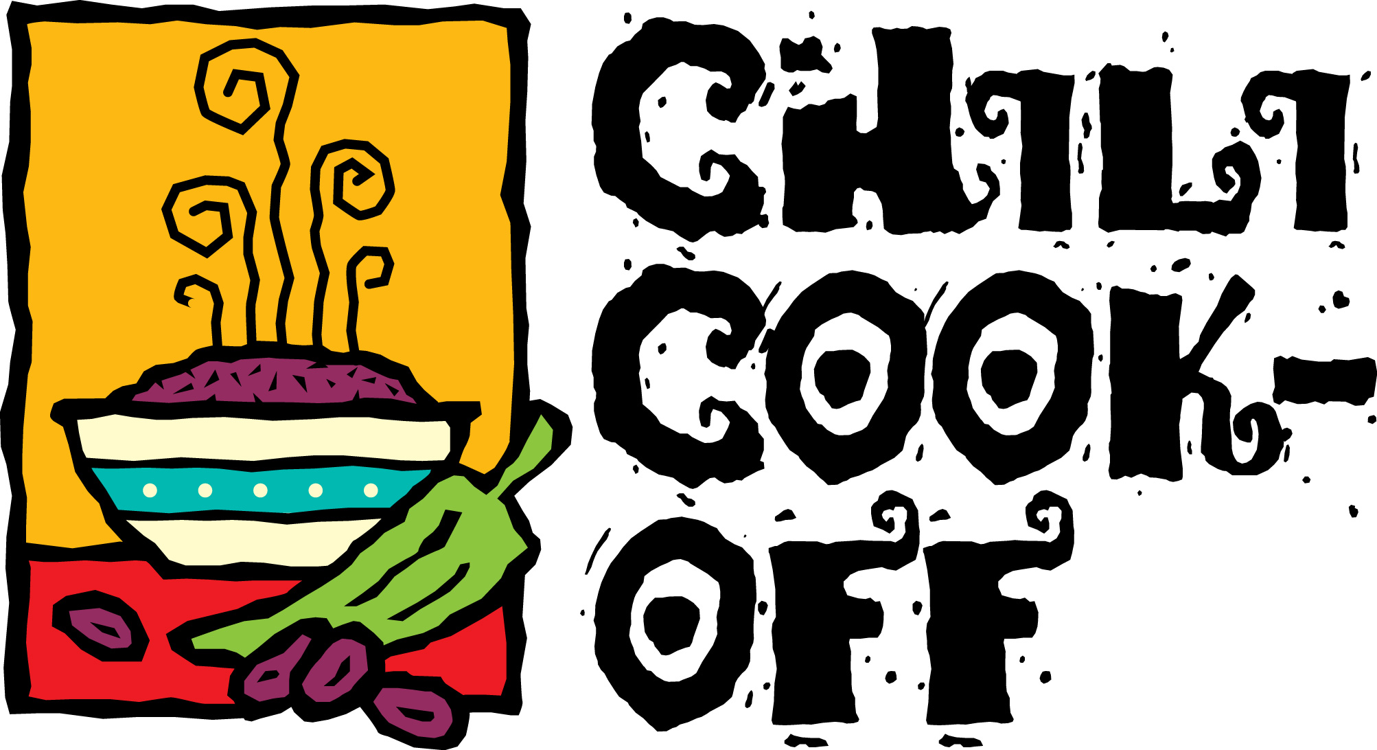 Chili Cook Off Borders Clipart ... A Variety Of Chili Recipes .