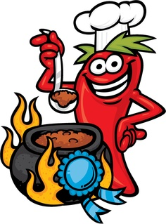 Chili cook off clipart clipart