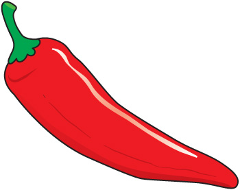 Chili Pepper Clip Art Clipart - Chili Pepper Clip Art
