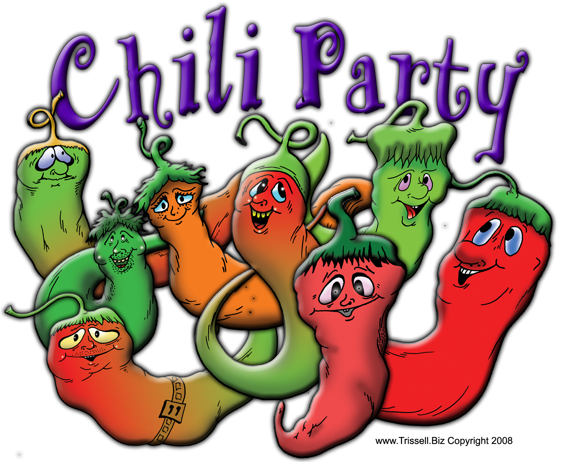 Chili soup clipart kid