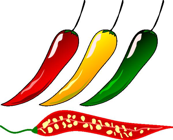 Chilli Clip Art At Clker Com Vector Clip Art Online Royalty Free