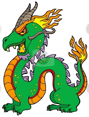 Dragon stock. Chinese clipart clipartlook