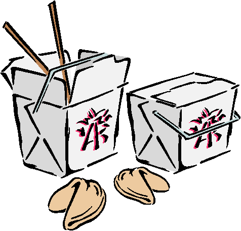 Chinese Food Clipart Pictures. Chinese Takeout Done At Home Hungry For Living