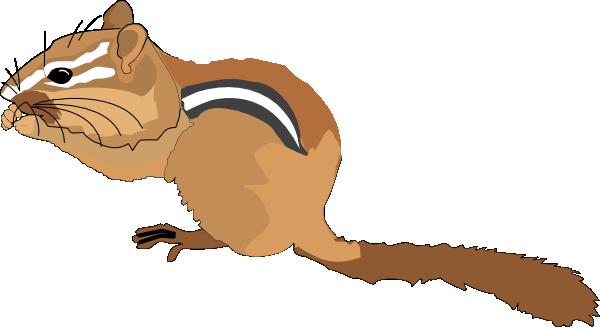 Chipmunk Clip Art At Clker Com Vector Clip Art Online Royalty Free