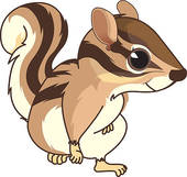 Chipmunk Clipart And Stock Illustrations 46 Chipmunk Vector Eps