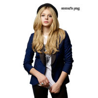 Chloe Grace Moretz Transparent Backgroun-Chloe Grace Moretz Transparent Background PNG Image-12