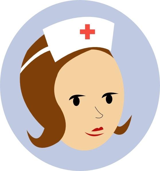 Chlopaya Nurse clip art Free vector 192.87KB