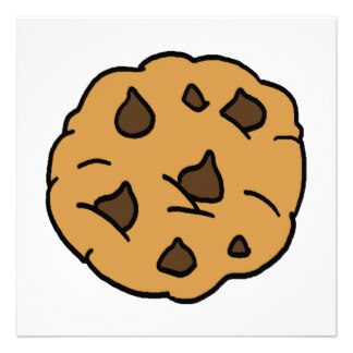 Chocolate Chip Cookie Clipart-chocolate chip cookie clipart-3