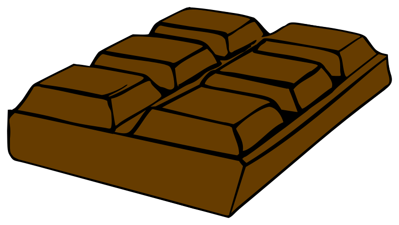 chocolate clipart