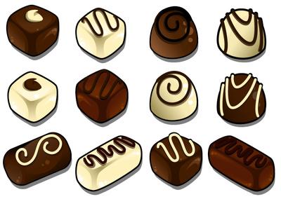 Chocolate black white clipart clipart ki-Chocolate black white clipart clipart kid-5