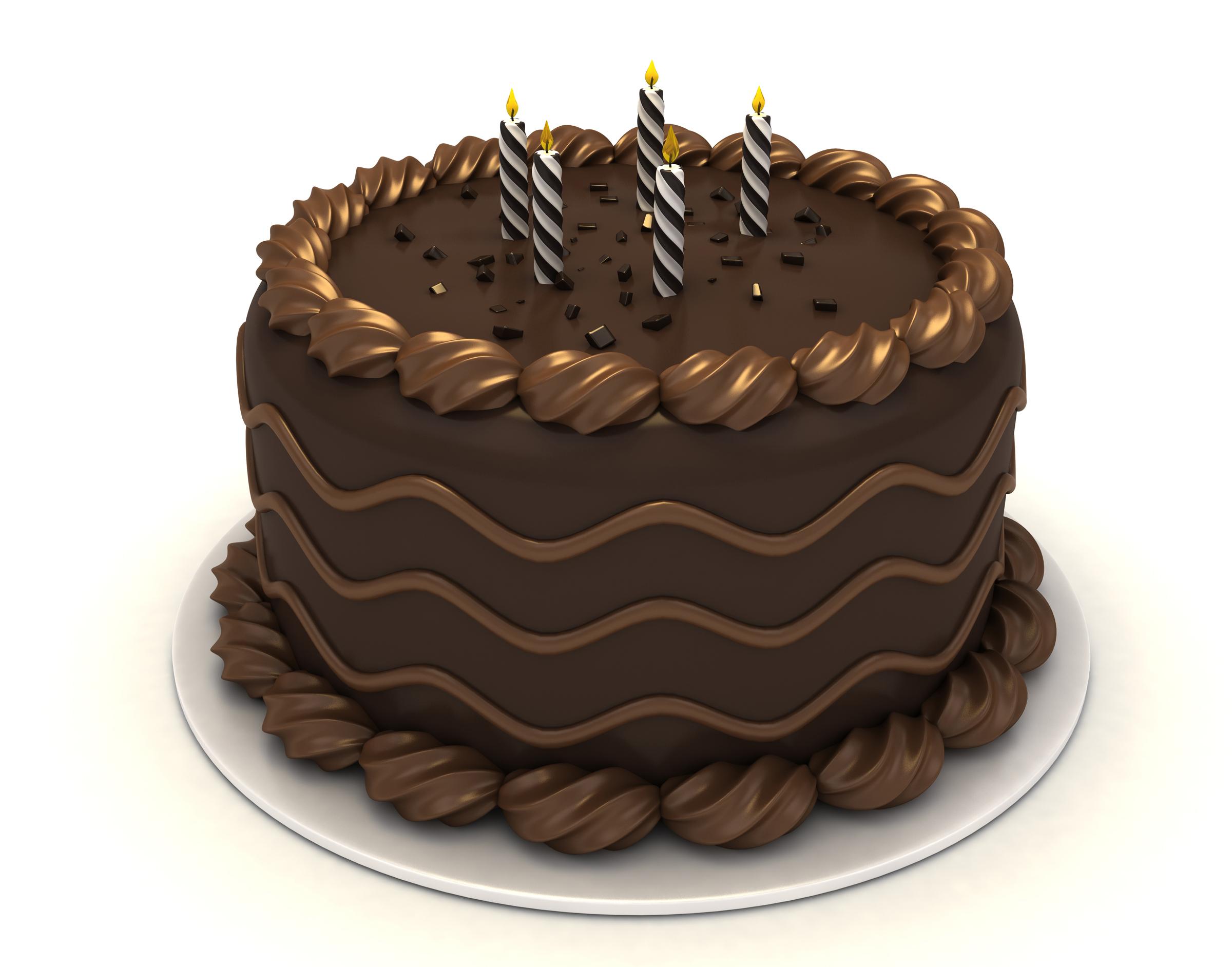 Chocolate Cake-Chocolate Cake-8