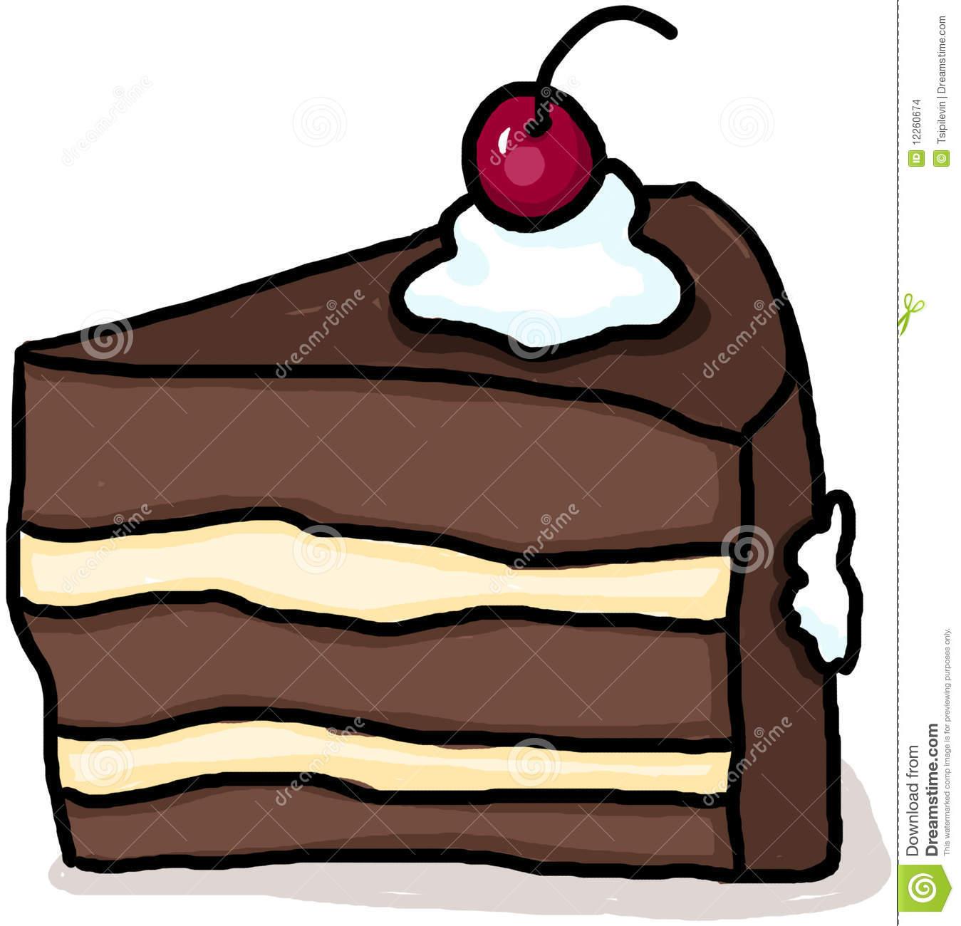 Chocolate Cake Clipart Clipar
