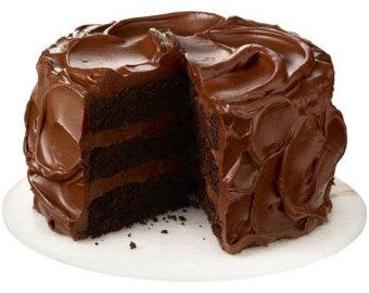 Chocolate Cake Clipart Free