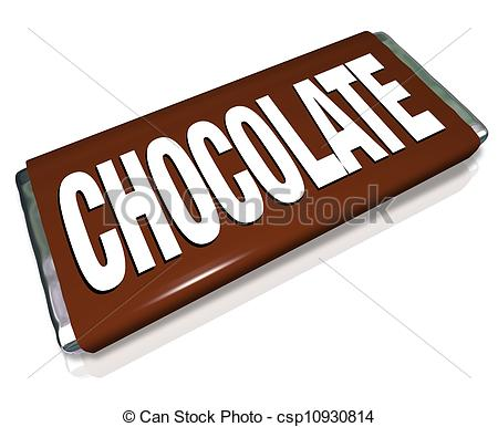 ... Chocolate Candy Bar Brown Wrapper Junk Food - A chocolate.