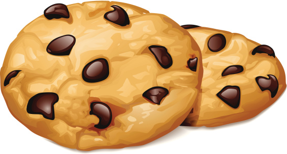 Chocolate Chip Cookies Clipar