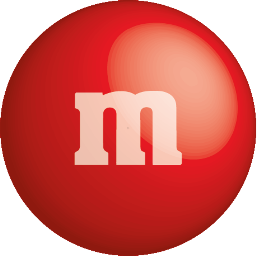 Chocolate Color Colour M M Red Icon Icon-Chocolate Color Colour M M Red Icon Icon Search Engine-13