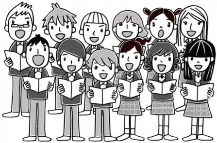 choir clipart-choir clipart-2