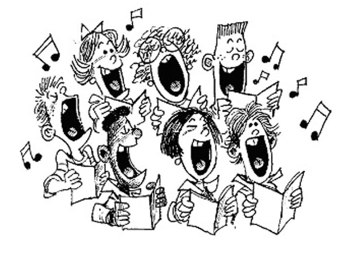choir clipart