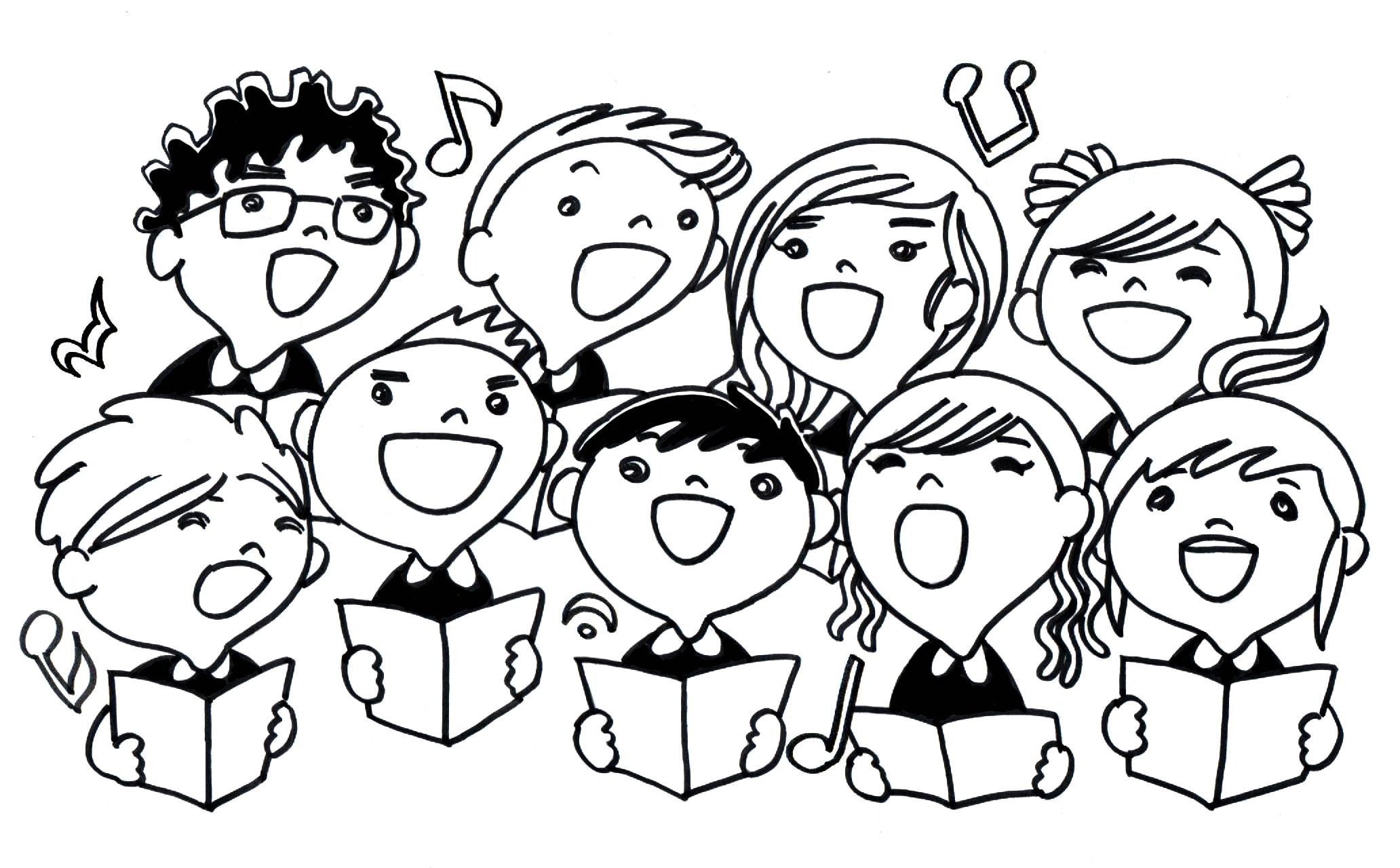 Choir anniversary clipart-Choir anniversary clipart-10