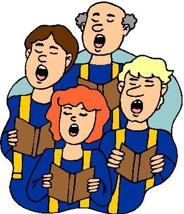 Choirs clip art-Choirs clip art-9