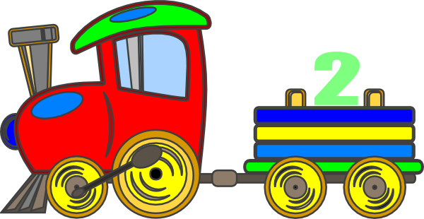 choo choo train clipart - Free Train Clip Art
