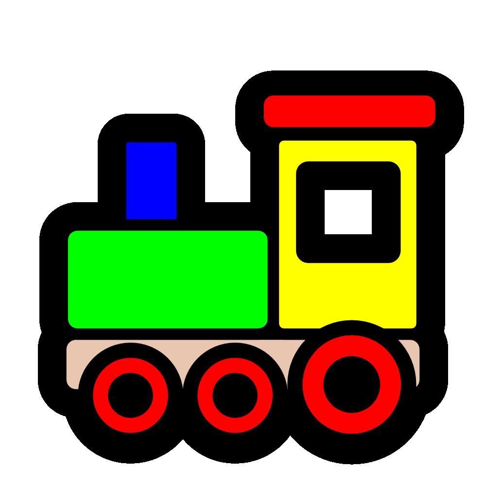 Choo Choo Train Clipart-choo choo train clipart-0