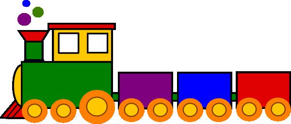 Trains Clipart