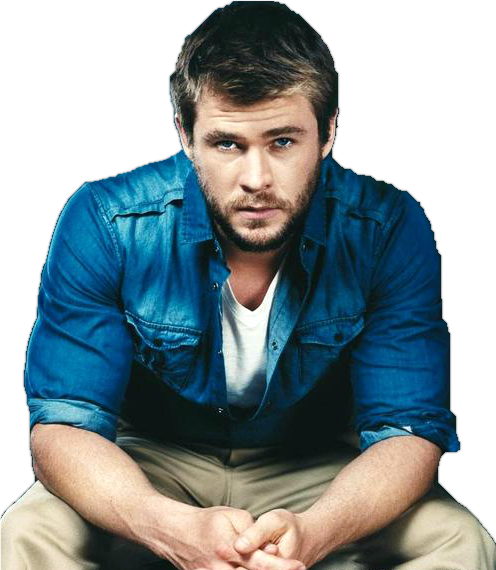 Chris Hemsworth Png PNG Image