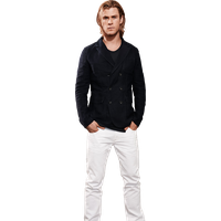 Chris Hemsworth Transparent PNG Image