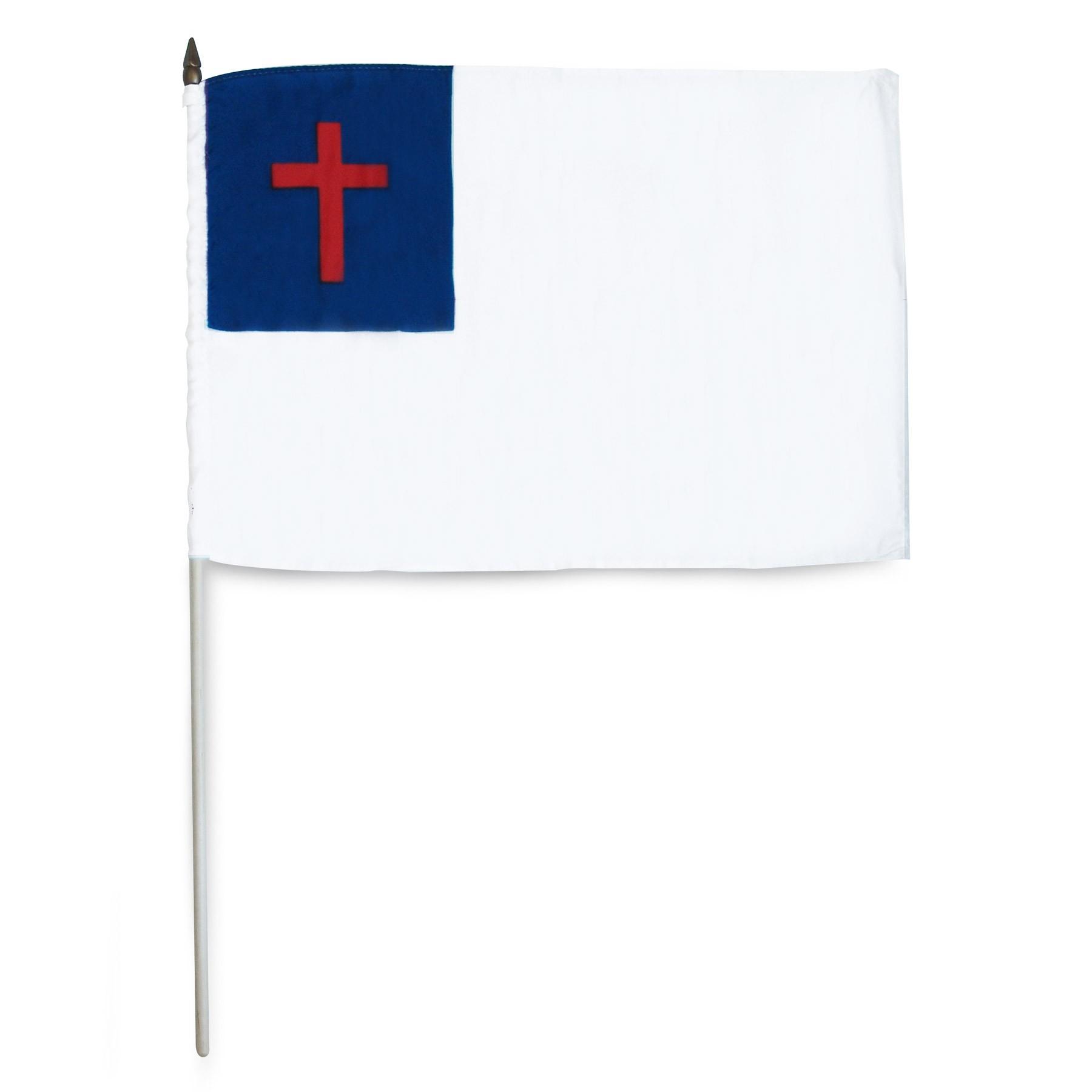 Christian Flag Clip Art ..