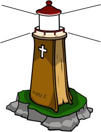 Christian Lighthouse Clipart-Christian lighthouse clipart-14
