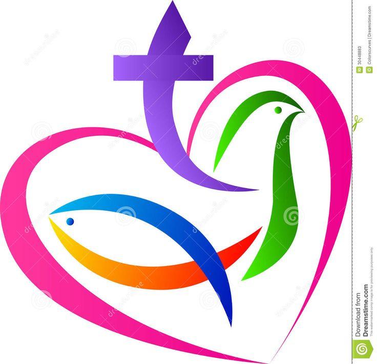 64 Christian Symbols Clipart Clipartlook
