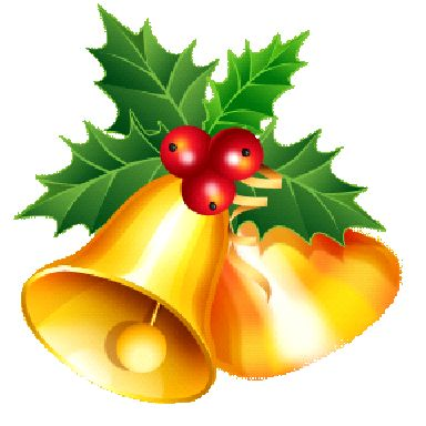 christmas bells clip art